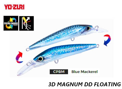 YO-ZURI Off Shore Lures
