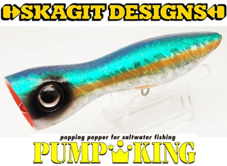 SKAGIT DESIGNS PUMPKING