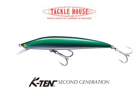 K-TEN SECOND GENERTION K2F 162 T-3 SEABASS