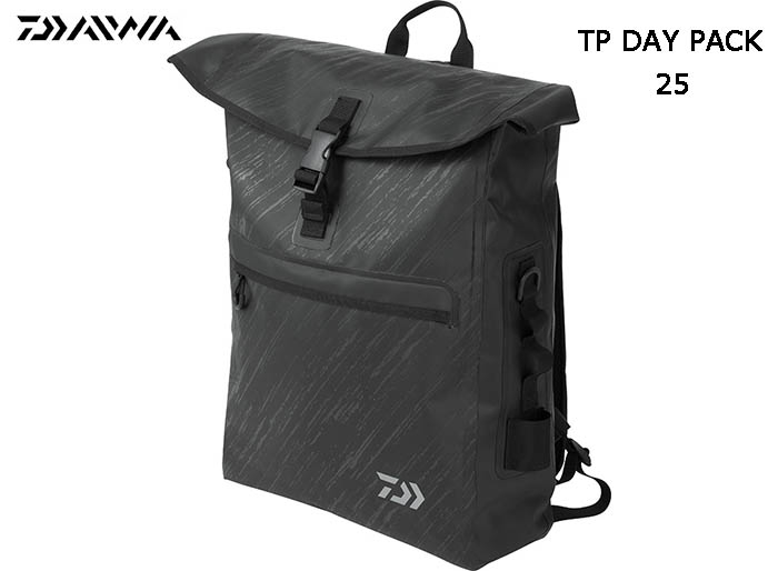 DAIWA 2019 TP DAY PACK 25 Black Camouflageimage