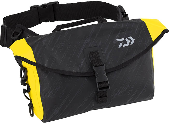 DAIWA 2019 TP HIP BAG Yellow Camouflageimage