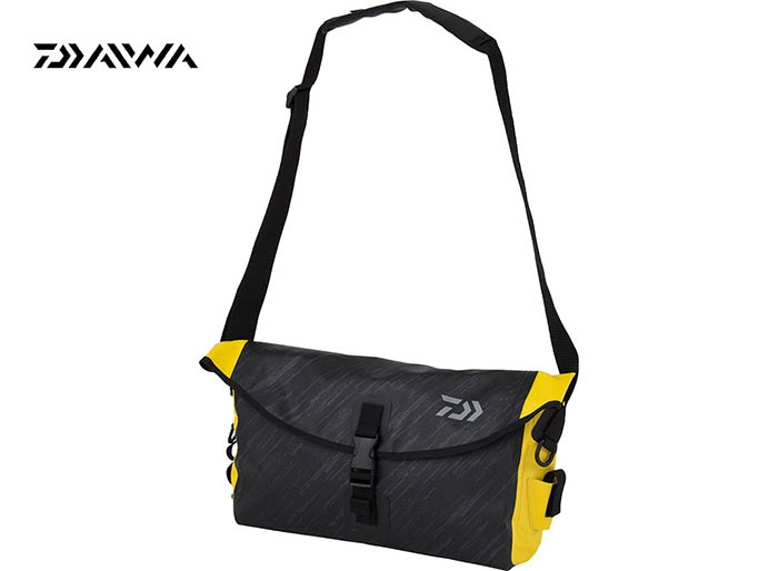 DAIWA 2019 TP SHOULDER BAG Black Camouflageimage