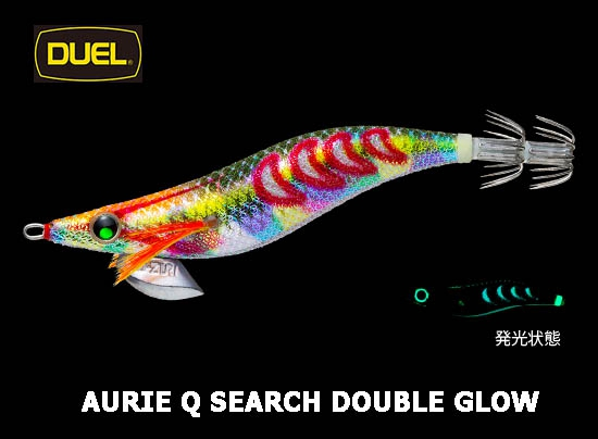 DUEL AURIE Q SEARCH DOUBLE GLOW 3.0-#3image