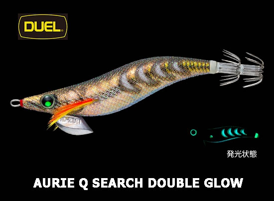 DUEL AURIE Q SEARCH DOUBLE GLOW 3.0-#8image