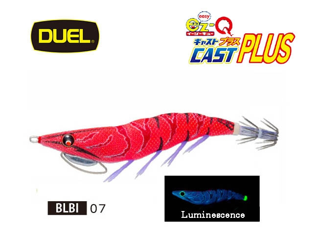 2020 DUEL EZ Q CAST PLUS #3.5 07-BLBIimage