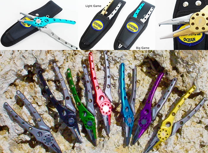COMBI PLIERS LIGHT GAME(Color Gold-Silver)image