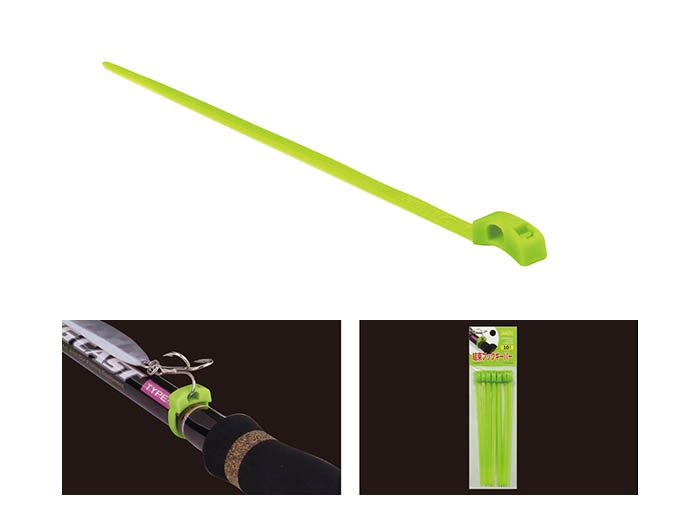 PROX CABLE TIE HOOK KEEPER Greenimage
