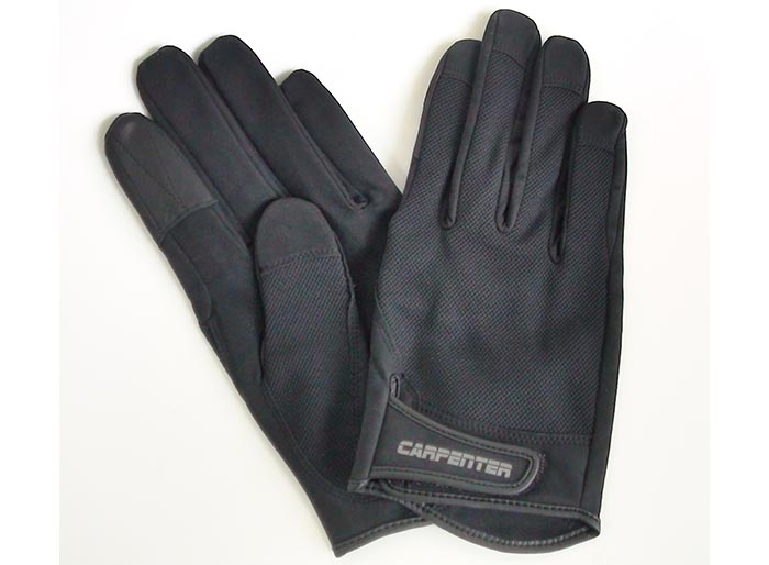 Carpenter Fishing Glove / XL-Black