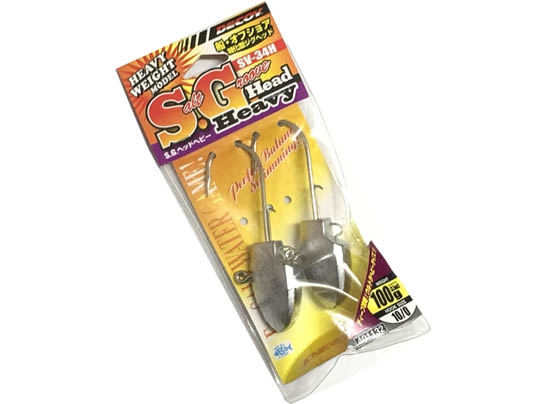 DECOY SG Head Heavy SV-34H 7/0-60gimage