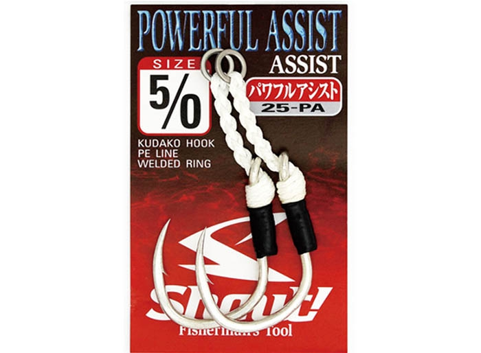 Shout POWERFULL ASSIST 5/0 (442LB)image