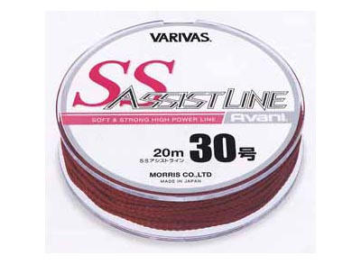 VARIVAS Avani SS ASSIST LINE No.25(130lb)-20mimage