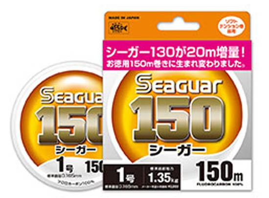 40%OFF Seaguar 150 #5.0(20lb)-150mimage