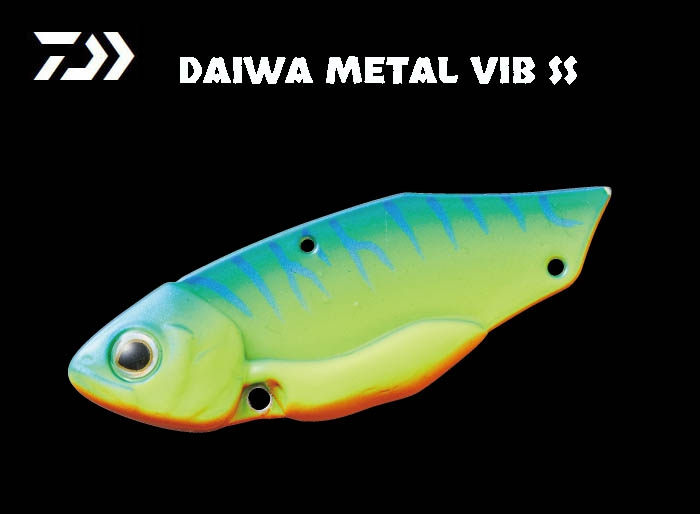 DAIWA METAL VIB SS 10g Blue Back Tigerimage