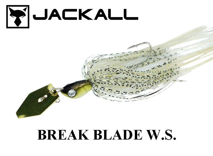 JACKALL Break Blade W.S. 1/2oz Japan-Shadimage
