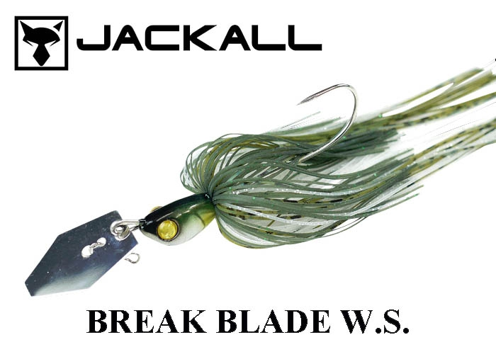 JACKALL Break Blade W.S. 3/8oz Young-Sweetfishimage