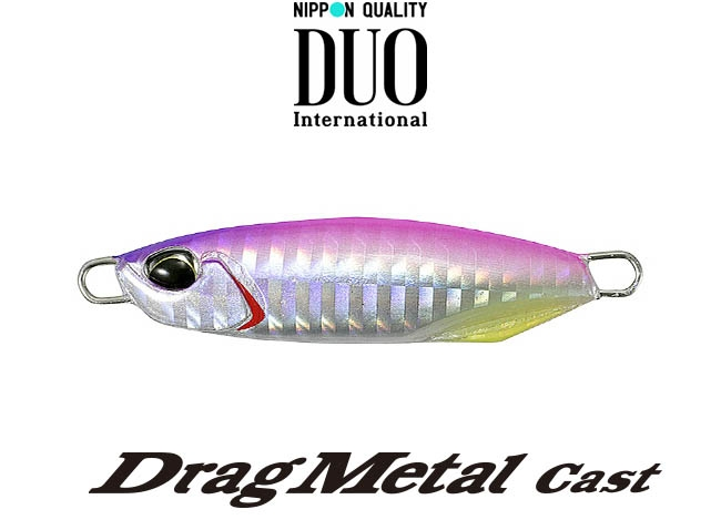 DUO Drag Metal Cast 15g PHA0009 Pink Backimage