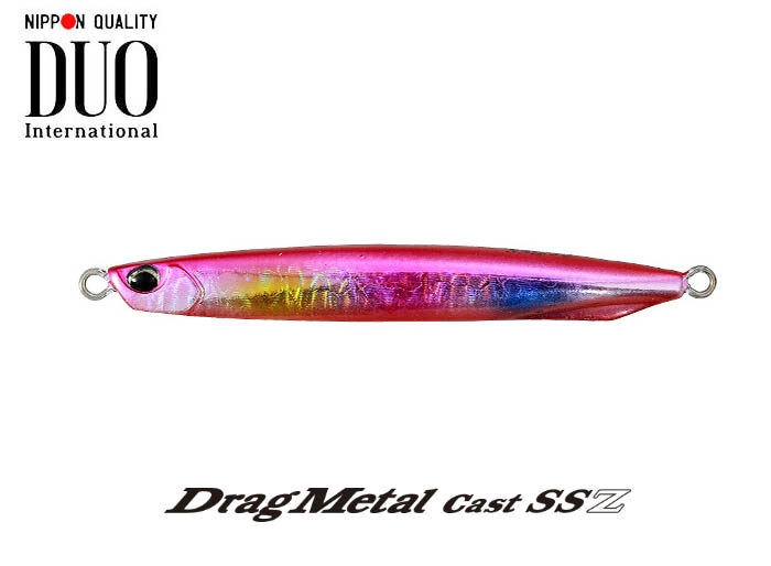DUO Drag Metal Cast SSZ 40g PJA0270 Pink Candyimage