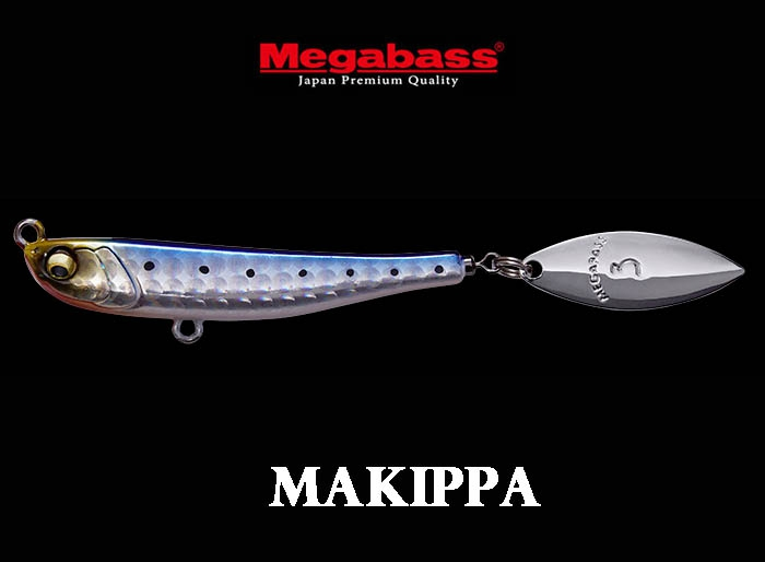 MEGABASS MAKIPPA 20g Twilight Sardinesimage