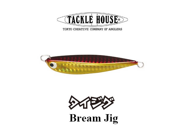 TACKLE HOUSE BREAM JIG TJ80g 02image