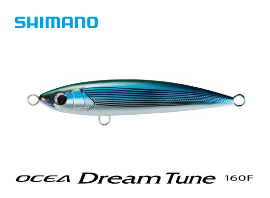 SHIMANO OCEA Dream Tune 160F 36T Flying Fishimage