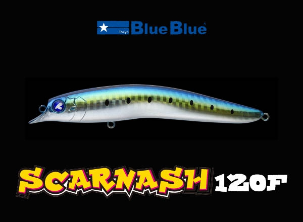 BlueBlue SCARNASH 120F #11image