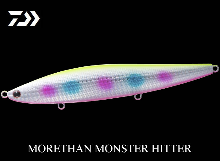 60%OFF DAIWA MORETHAN MONSTER HITTER 156F Sleepless castleimage