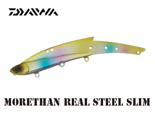MORETHAN REAL STEEL Slim 25/Gold-Rainbow