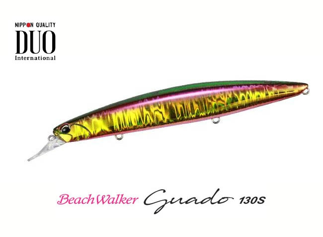 DUO Beach Walker Guado 130S Gold Hunter Candyimage