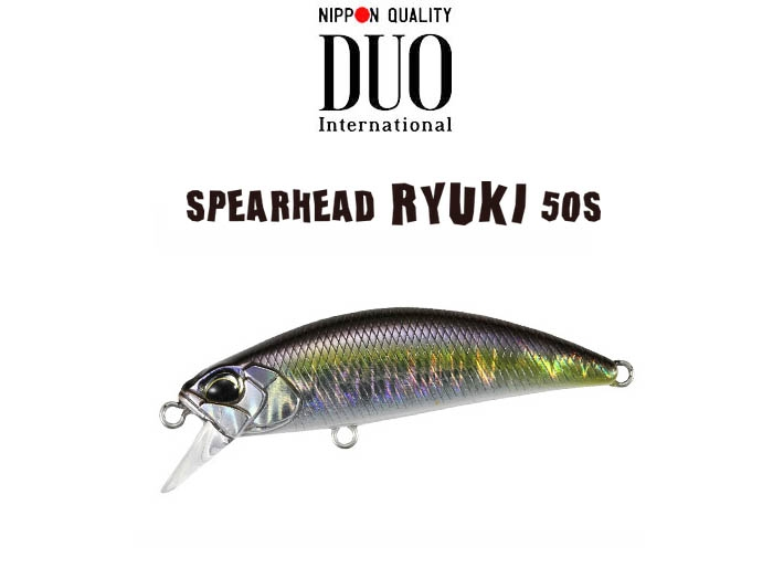 DUO SPEARHEAD RYUKI 50S GPA4009image