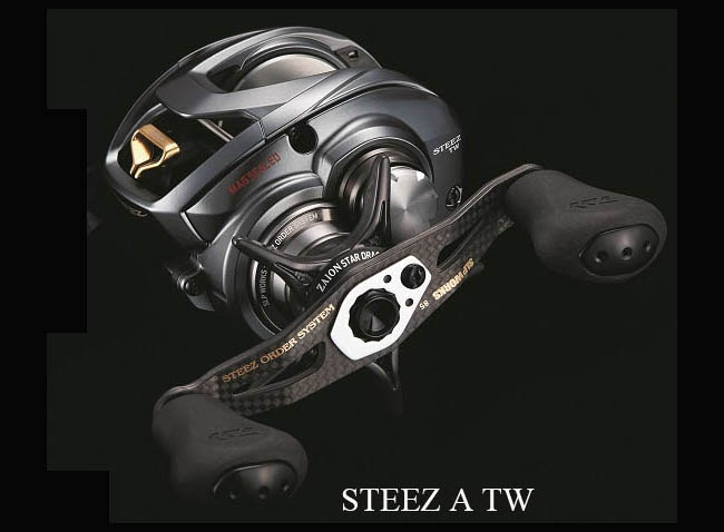1 STEEZ A TW SEMIORDER SYSTEM Left Handle (FREE SHIPPING)image