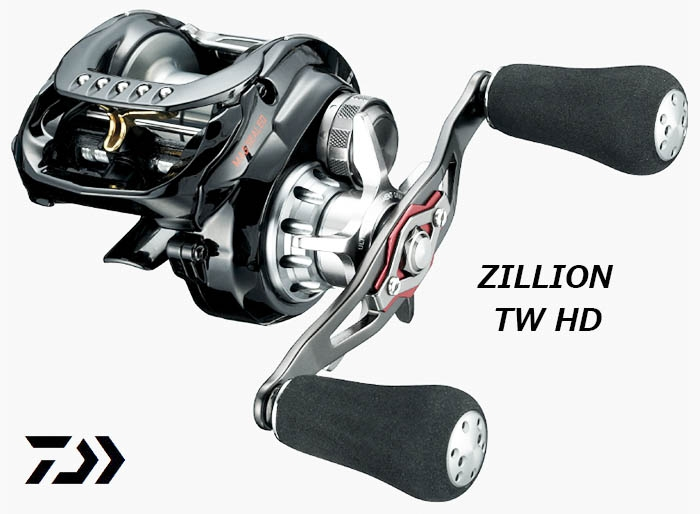 終了 50%OFF DAIWA 2018 ZILLION TW HD 1520SHLimage