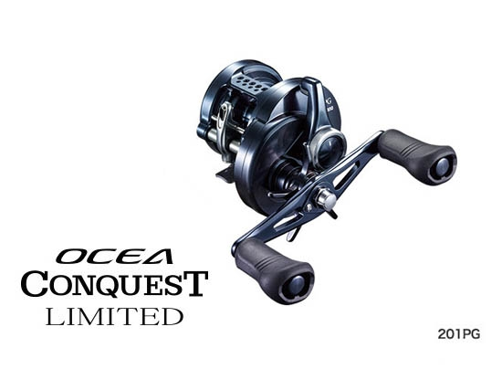 2020 OCEA CONQUEST LIMITED 201PG LEFT (Free shipping)(2020 Aug debut)image