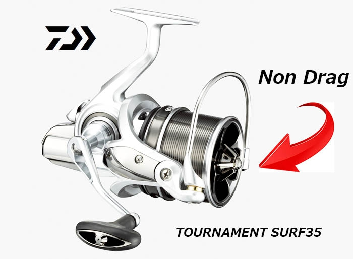 2018 DAIWA TOURNAMENT SURF 08PE (Free Shipping)image