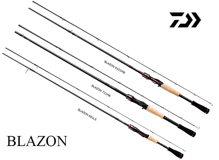 2018 DAIWA BLAZON 661MLSimage
