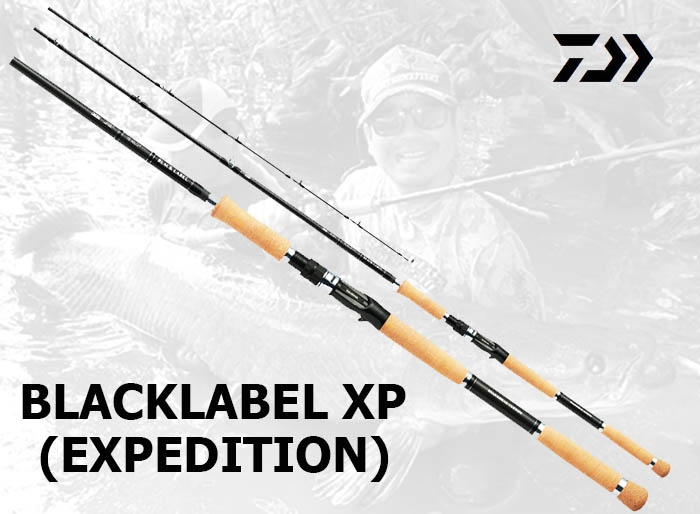 2018 DAIWA BLACKLABEL XP (EXPEDITION) 77Himage