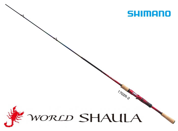 SHIMANO 2018 WORLD SHAULA 15101F-3 (Casting Model) (Free Shipping)image