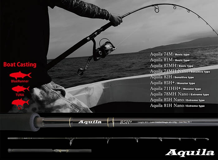 Ripple Fisher Aquila 711HH+ (Monster type)image