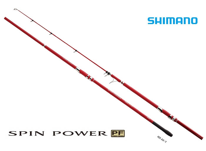 SHIMANO SPINPOWER PF 405CX-T (Free Shipping)image