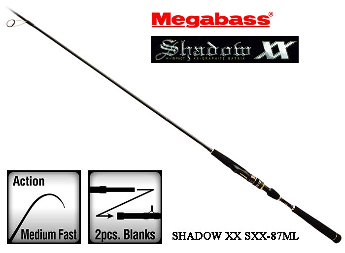 MEGABASS SHADOW XX SXX-87MLimage
