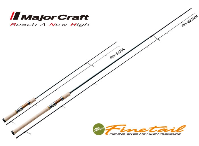 MajorCraft Fine Tail FSX-622Limage