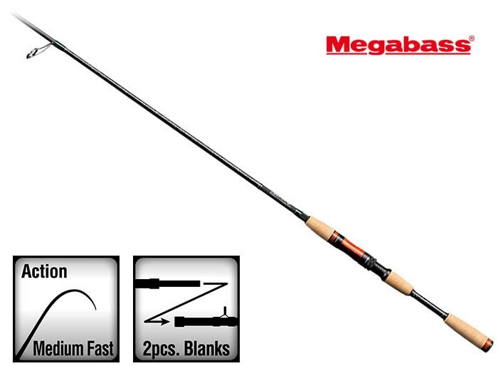 MEGABASS GREAT HUNTING GH77-2MLS (FREE SHIPPING)image