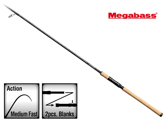MEGABASS GREAT HUNTING GH93-2MS (FREE SHIPPING)image