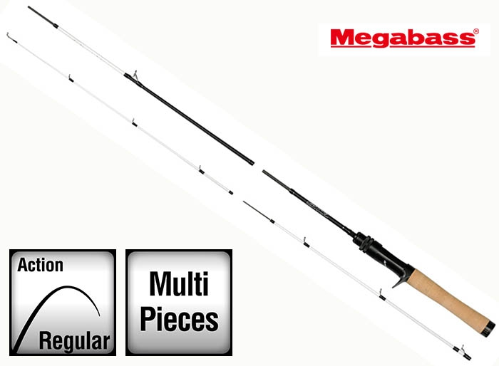 MEGABASS GREAT HUNTING GHBF48-4UL (FREE SHIPPING)image