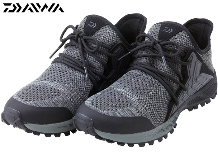 DAIWA DL-23000K KNIT UPPER SHOES / Gray 28cmimage