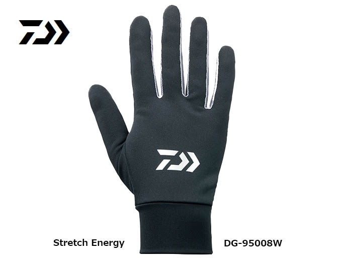 DAIWA Stretch Energy Glove DG-95008W Limage