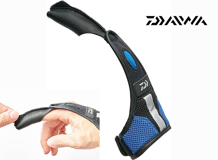DAIWA DG-70009 Finger Guard Size-L Blueimage