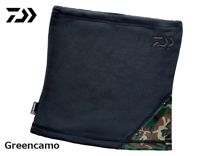 DAIWA Neck Gaiter DA-66008W Greencamoimage