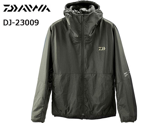DAIWA DJ-23009 Polartec Alpha Jacket Black-3XLimage