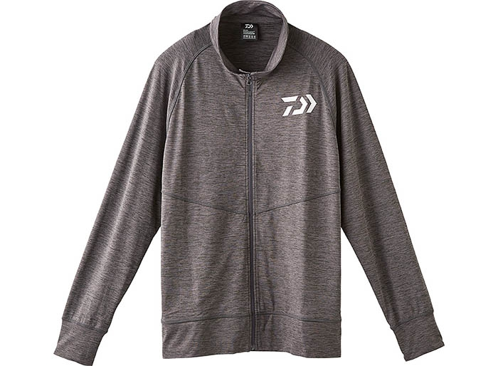 DAIWA DE-92009 Full Zip Type Stretch Parka Gray XLimage