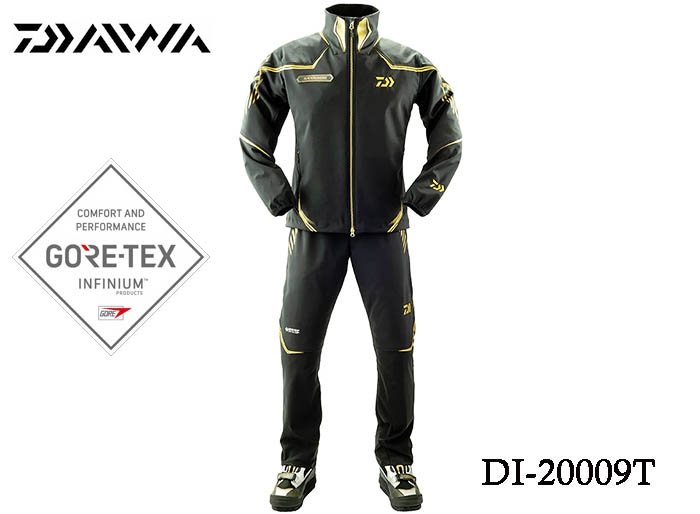 DAIWA DI-20009T Windstopper Soft shell suit 3XLimage